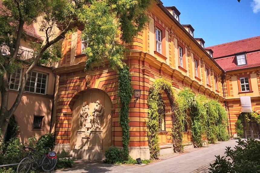 Bürgerspital en Würzburg