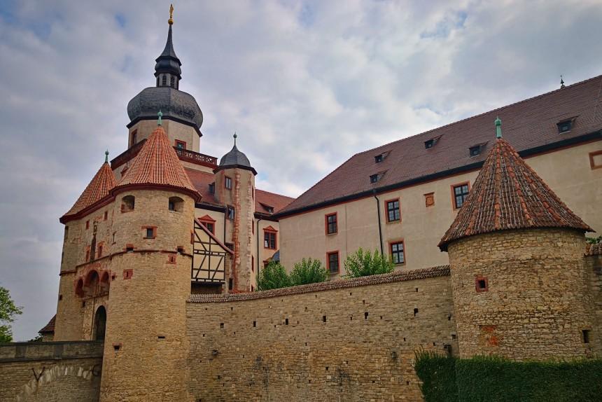 Fortaleza de Marienberg en Würzburg