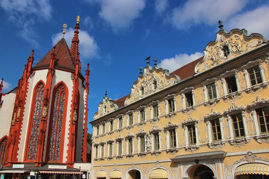 Marienkapelle en Würzburg