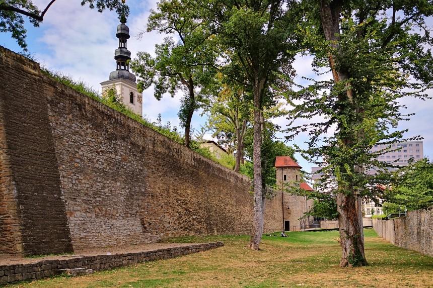 Muralla y torres de Schweinfurt