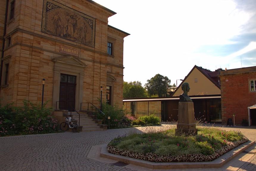 Wahnfried, la casa de Richard Wagner