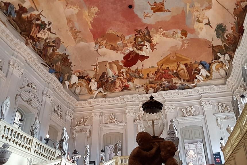 La Residencia de Würzburg