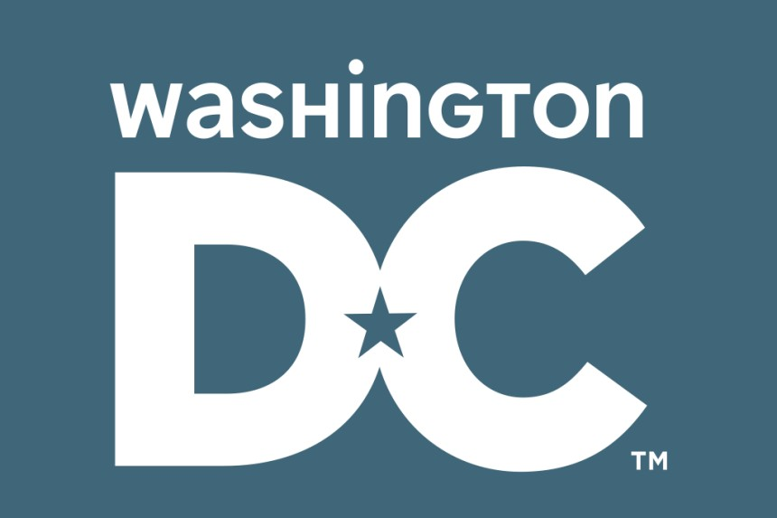 Official Tourism Site of Washington DC logo
