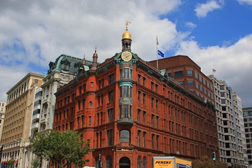 edificios de Washington DC