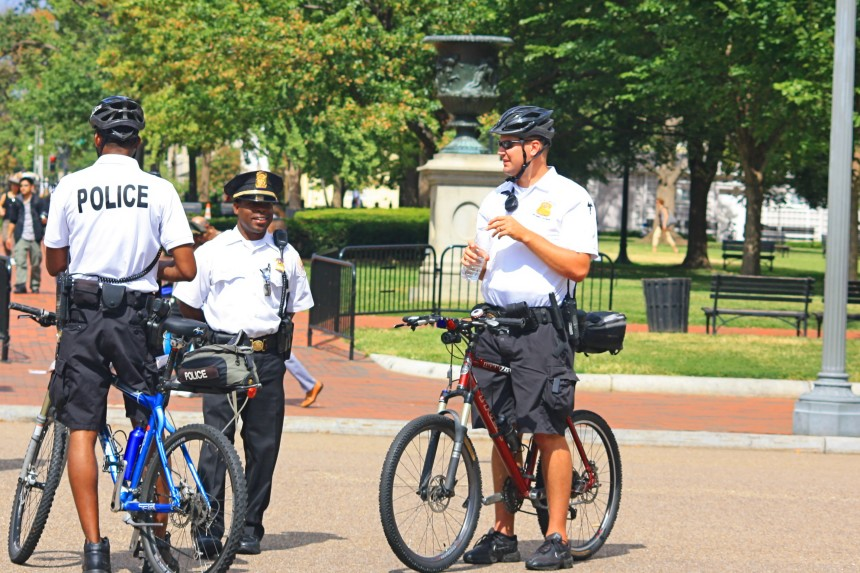 seguridad en Washington DC