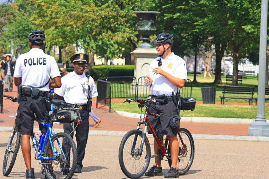 seguridad en Washington DC