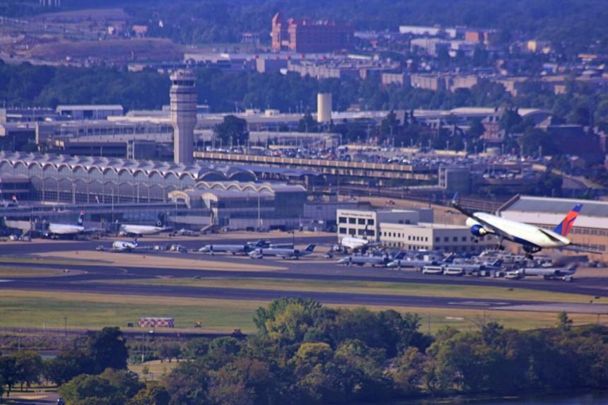 vuelo a Washington DC
