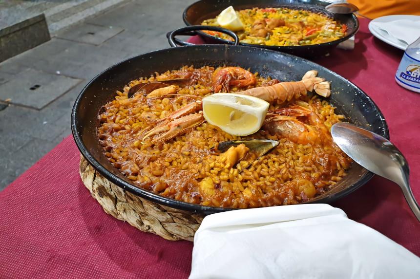 arroz de Alicante