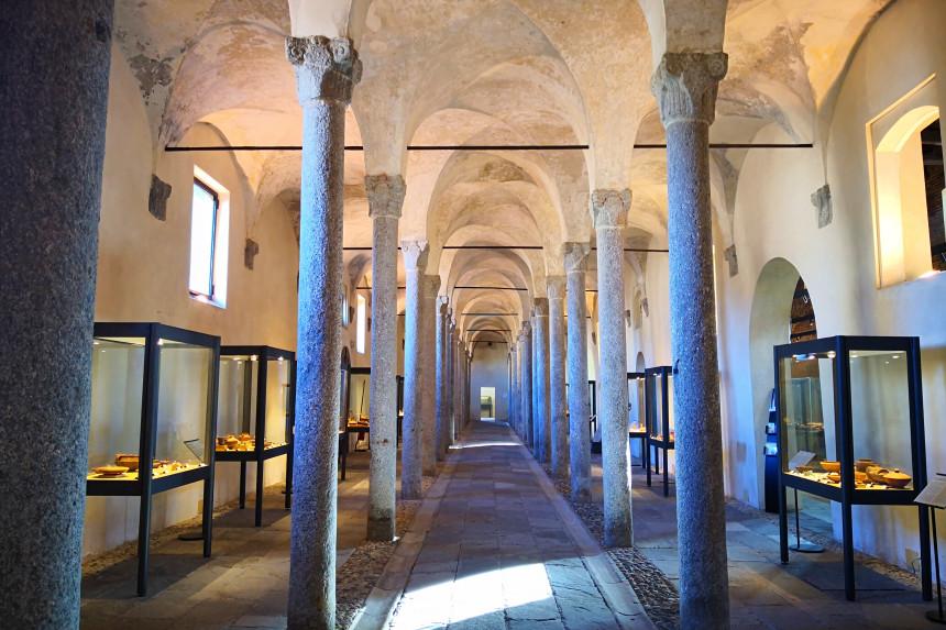 Museo Arqueológico Lomellinoen Vigevano