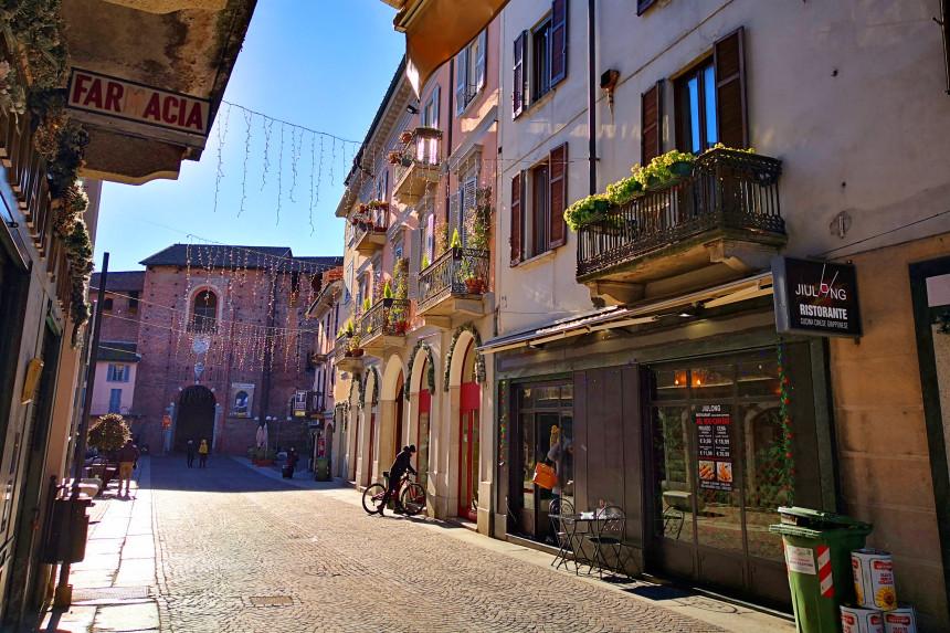 calles de Vigevano