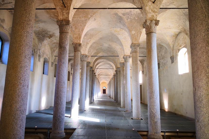 establos de Ludovico el Moro en Vigevano
