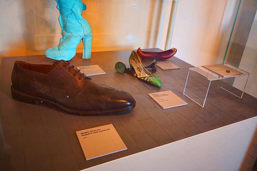 museo del calzado de Vigevano
