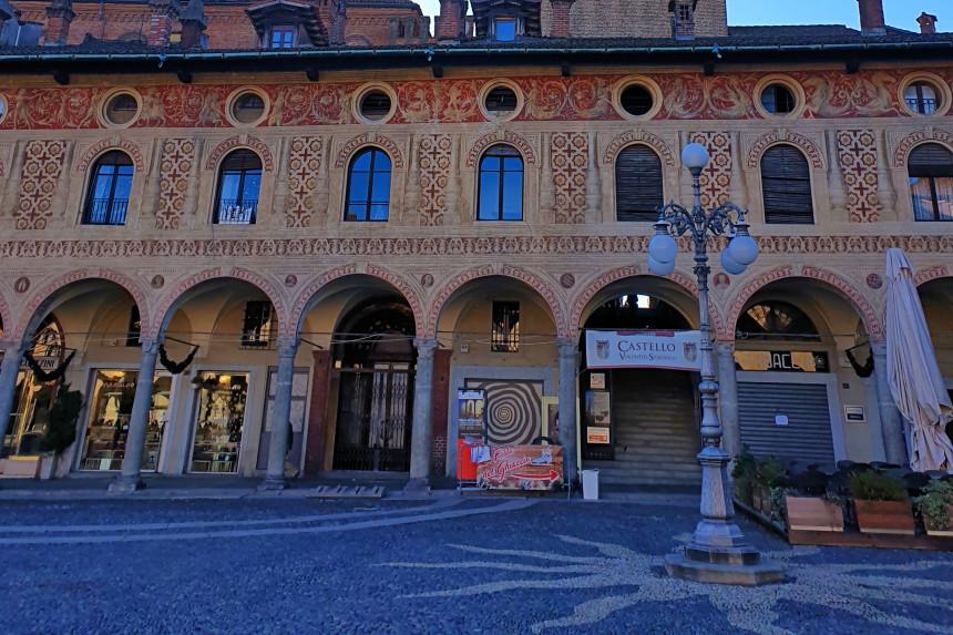 oficina de turismo de Vigevano