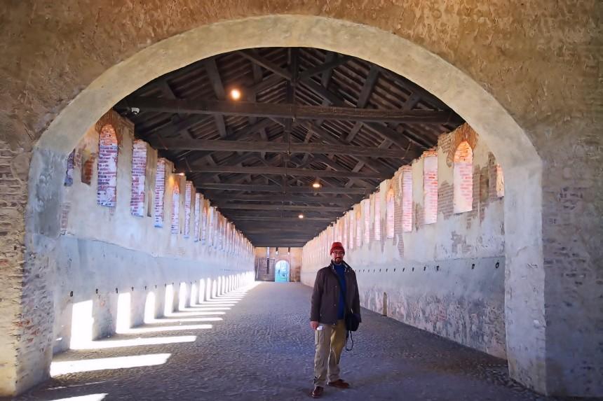 strada coperta de Vigevano