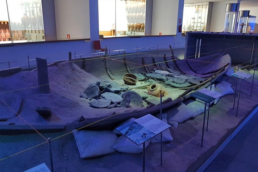 Museo Nacional de Arqueología Subaquática ARQVA