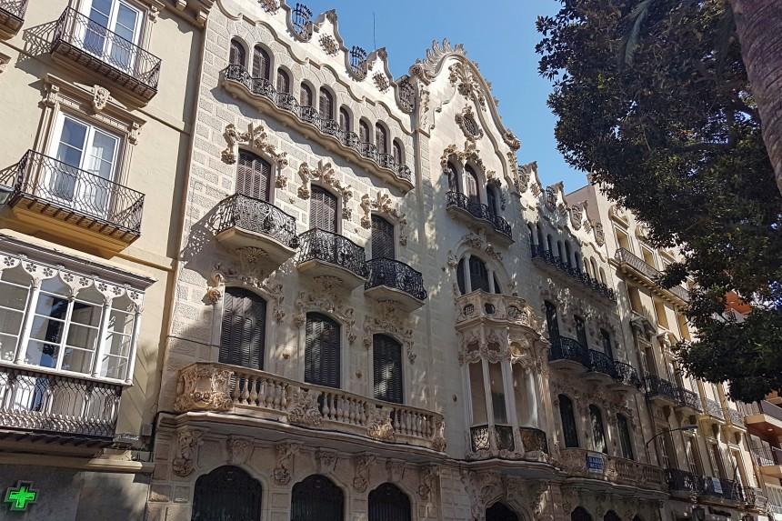 Ruta Europea del Modernismo en Cartagena - la Casa Maestre