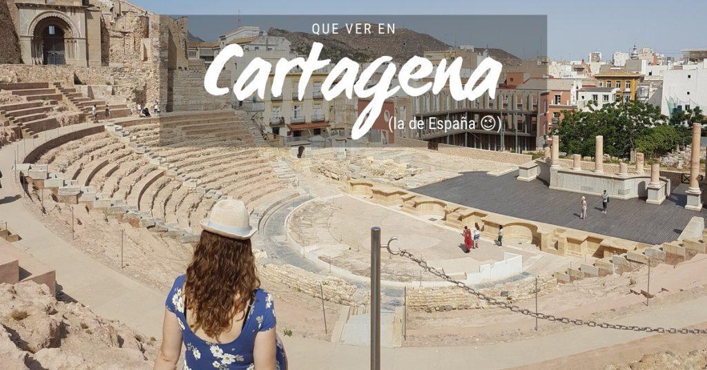 Que ver en Cartagena (Murcia)