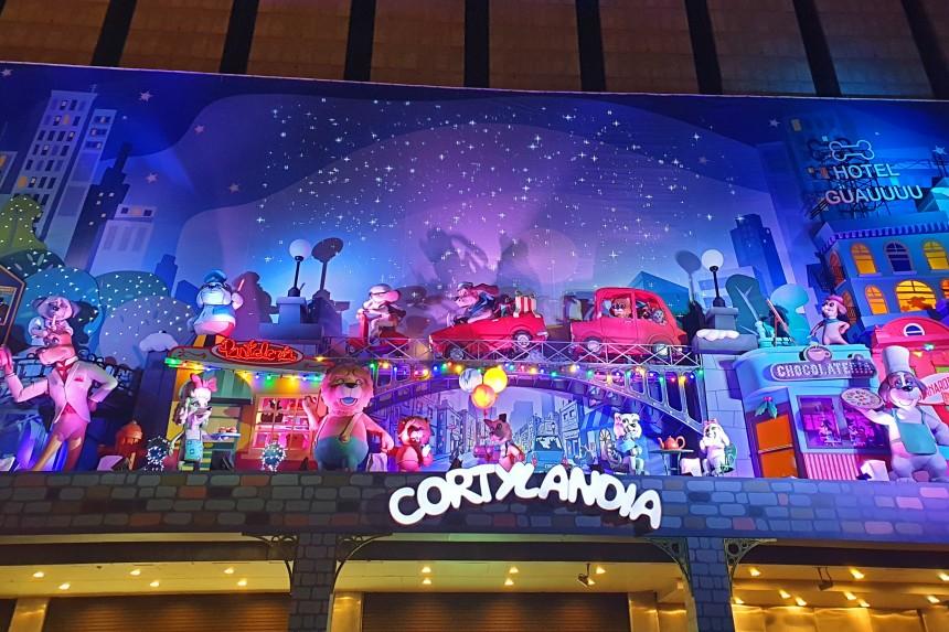 Cortylandia Navidad 2018-2019