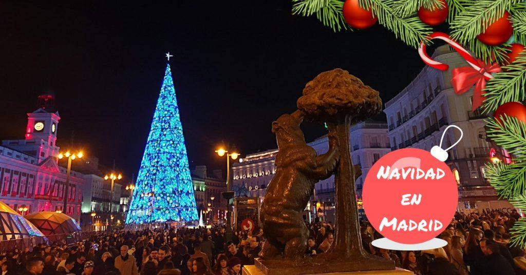 Navidad en Madrid 2019-2020