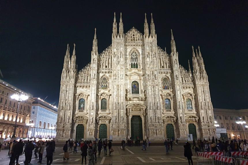 Il Duomo de Milan