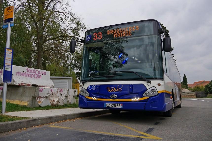 transporte en Toulouse