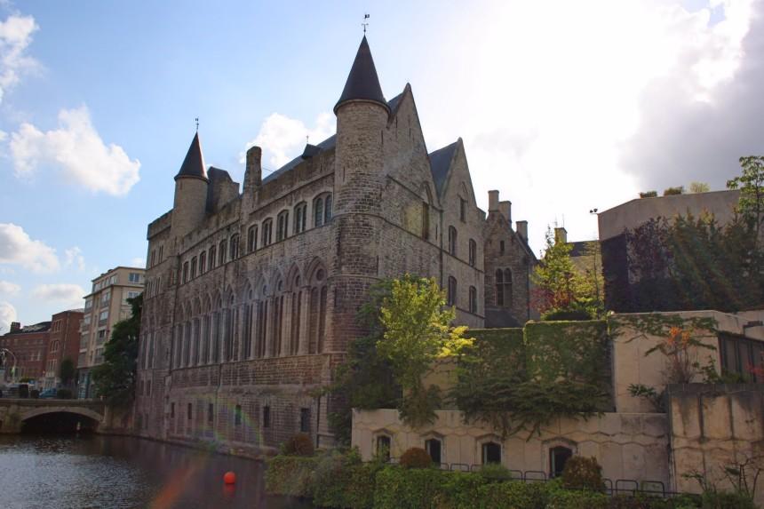 Castillo de Gerardo el Diablo
