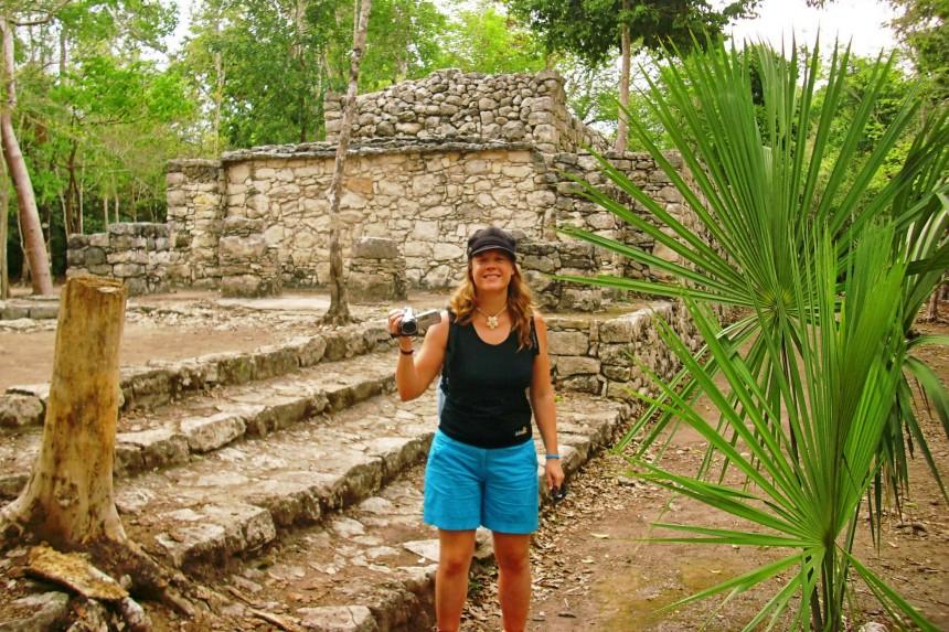 Excursión a Coba durante un viaje a Riviera Maya