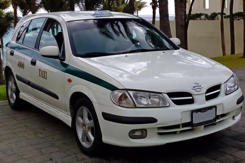 taxi de Riviera Maya