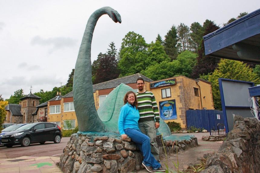 mapaymochila con Nessie