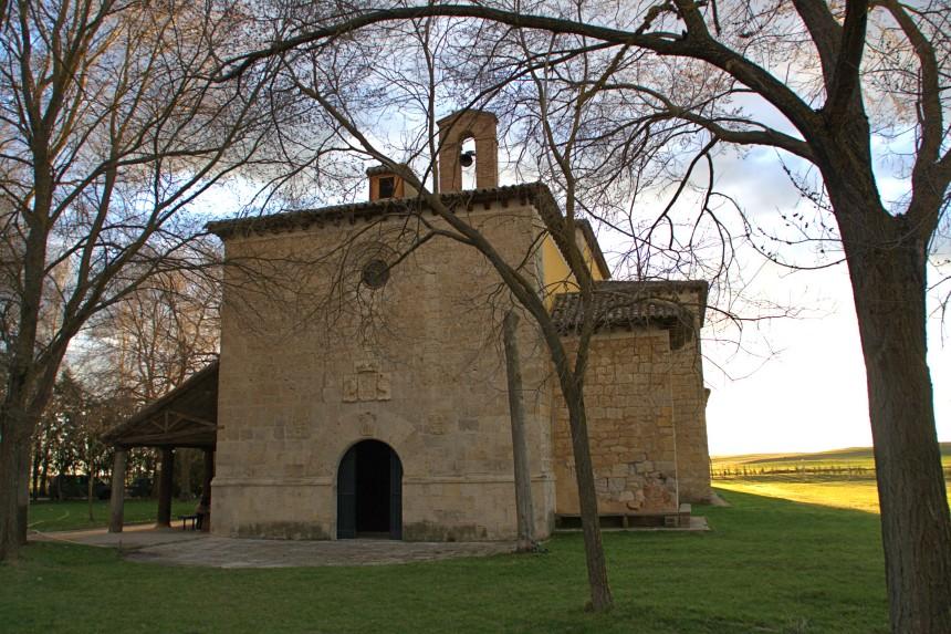 Ermita de la virgen de Castilviejo
