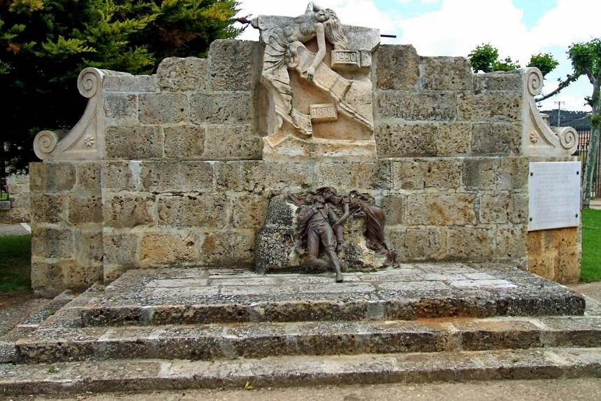 Monumento a la Batalla de Moclín