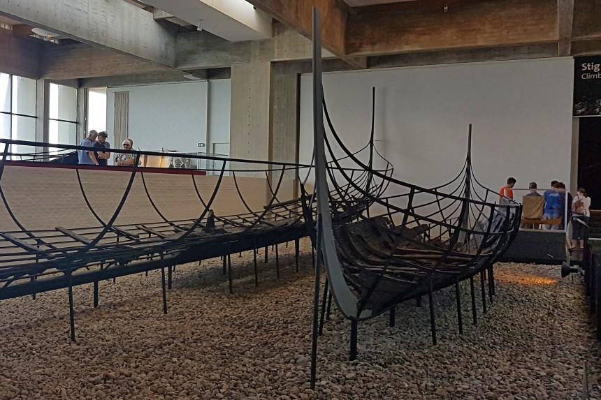 barco vikingo skuldelev 6