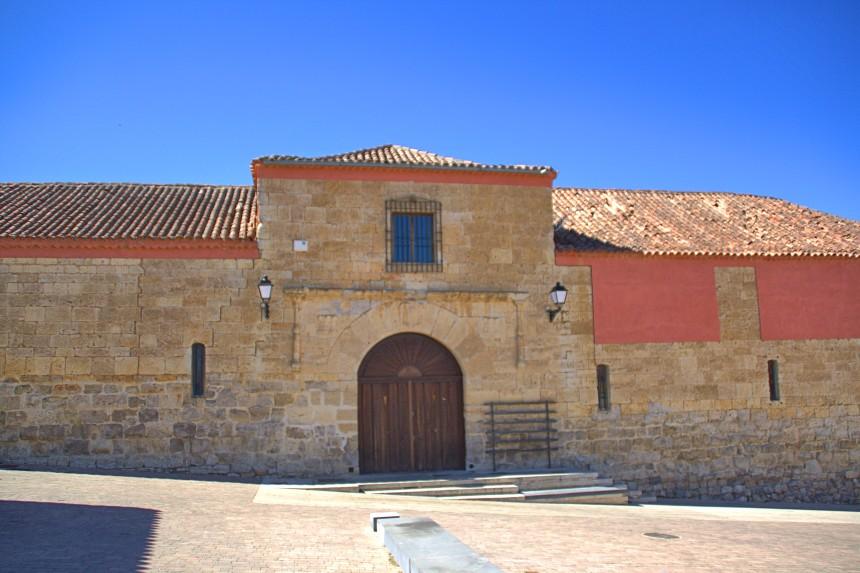 El Torno, la alhóndiga de Medina de Rioseco