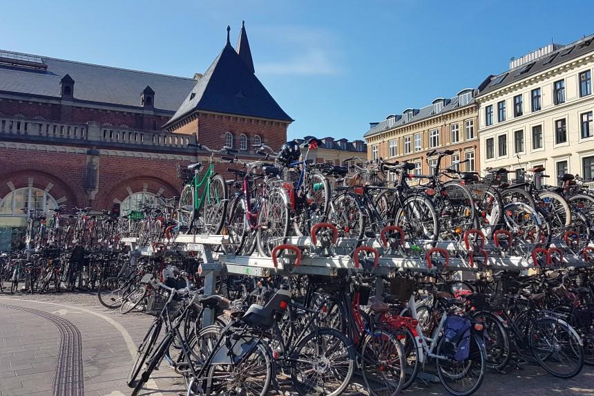 Estación Central de Copenhague