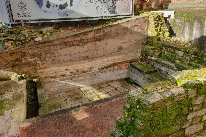 zona arqueológica de As Burgas