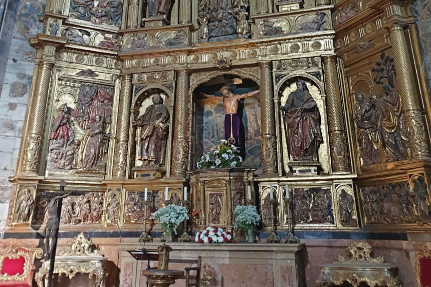 Cristo de los Remedios de Briones