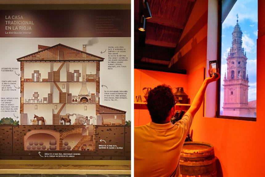 La Casa Encantada en Briones