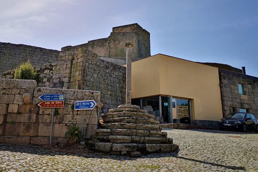 Oficina de Turismo de Marialva