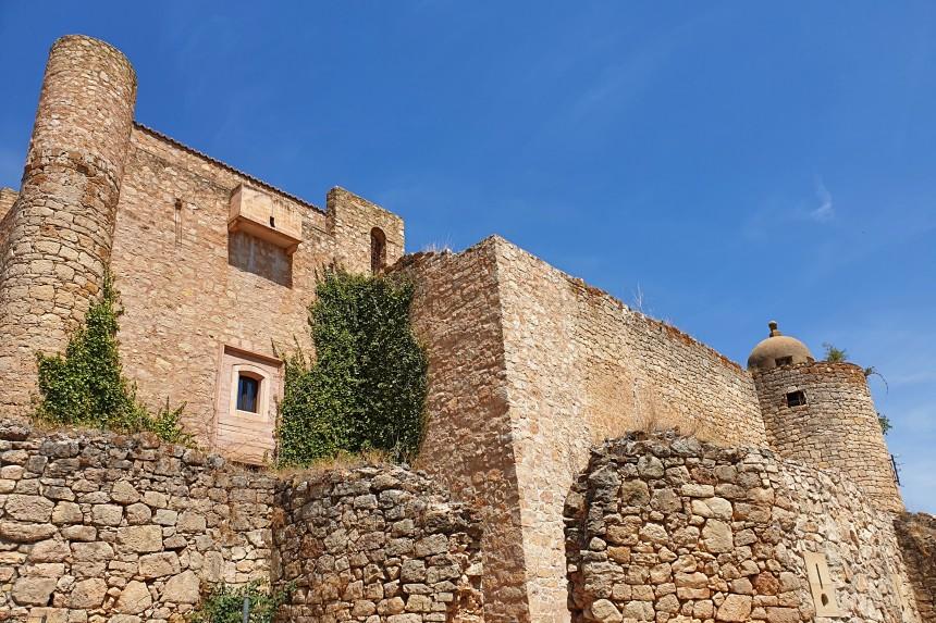 Torre del Homenaje del Castillo de Palazuelos