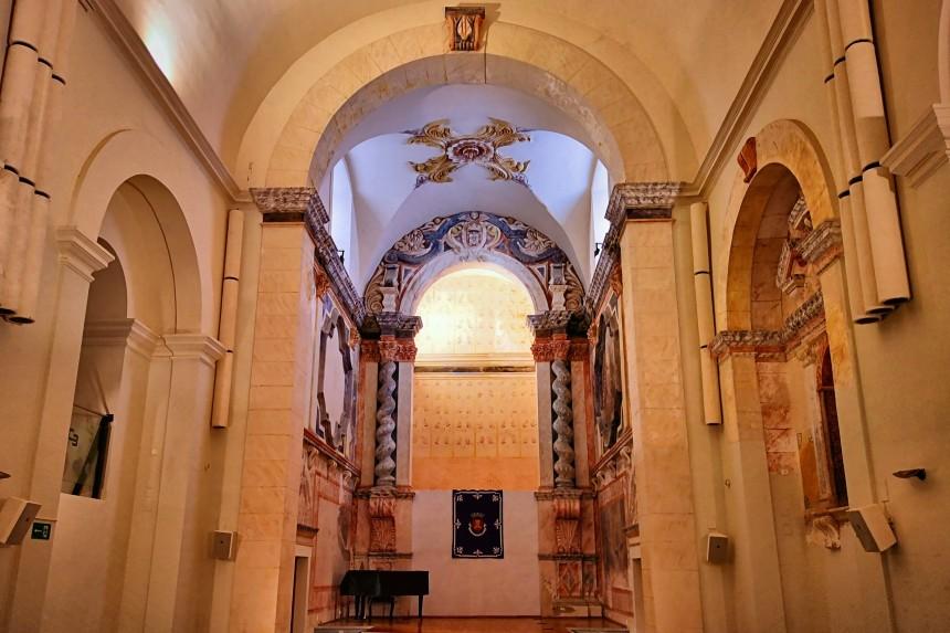 capilla del convento de San Juan de Dios