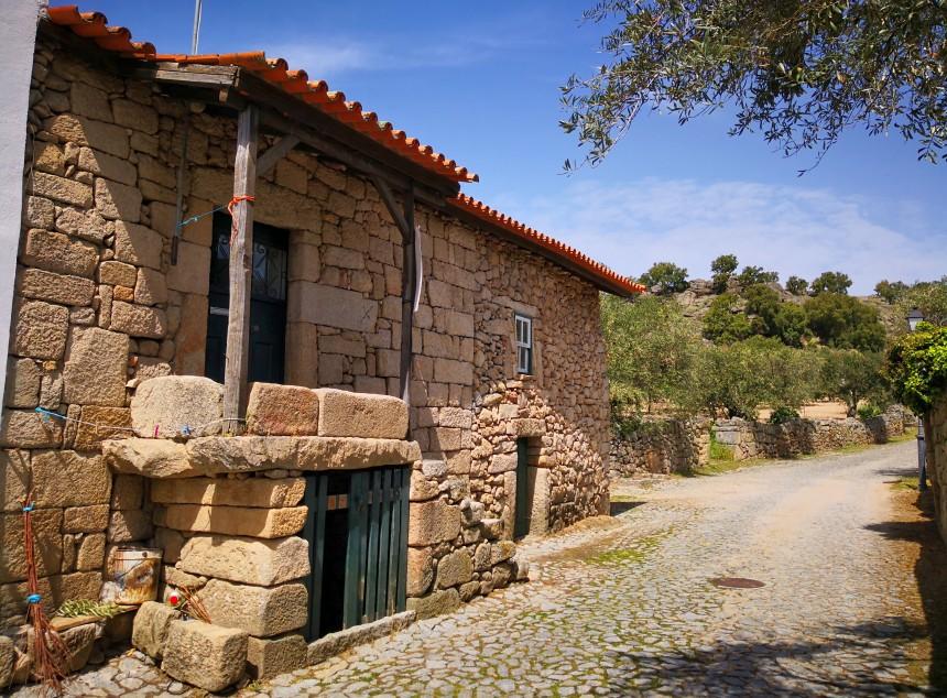 casa de Balcón