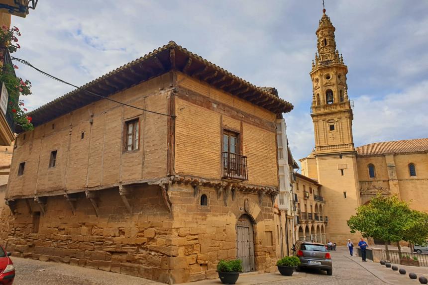 La casa más antigua de La Rioja
