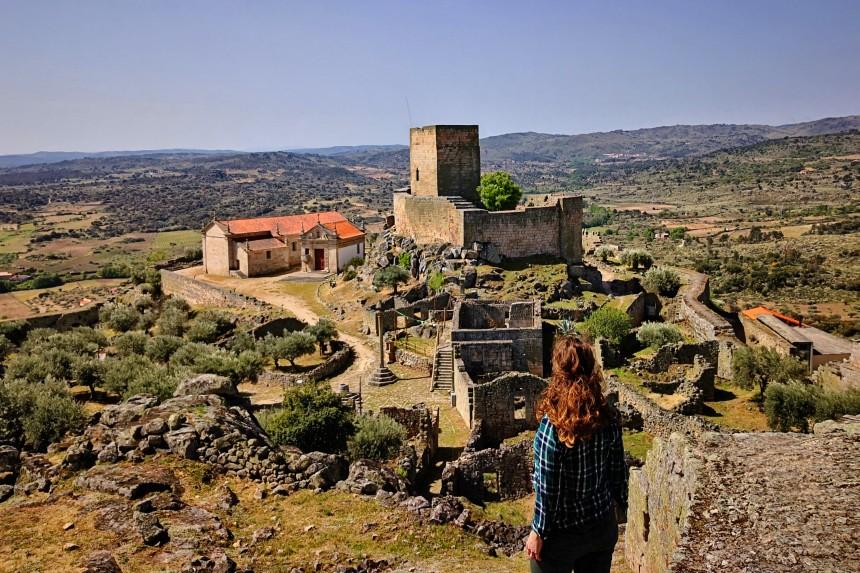 ciudadela medieval de Marialva