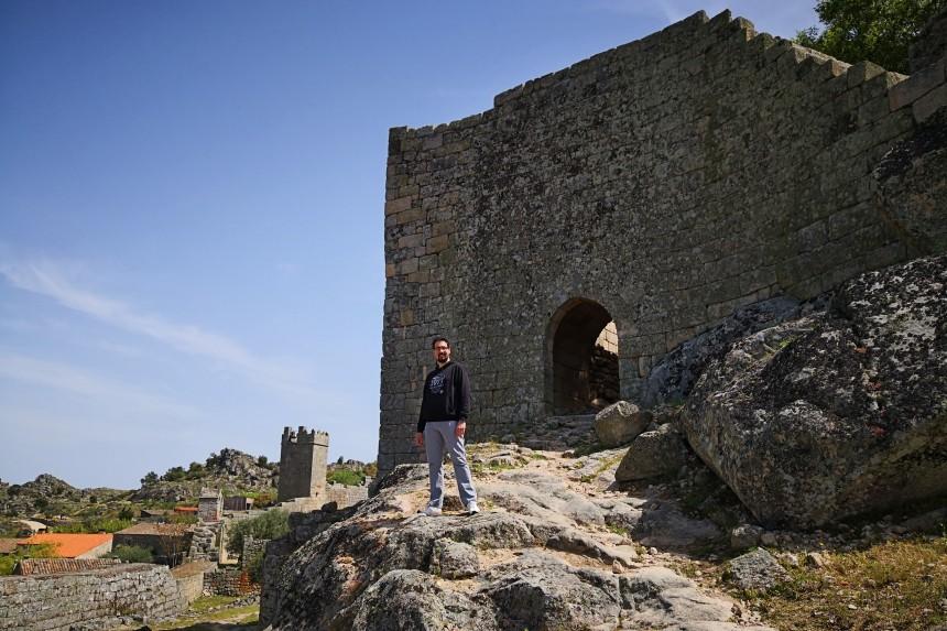 fortaleza de Marialva