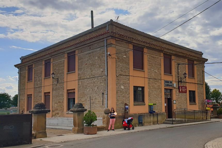 Oficina de Turismo de Briones