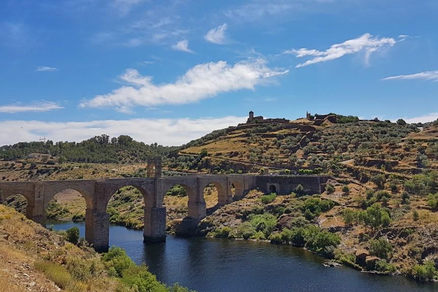 Alcántara y su puente romano