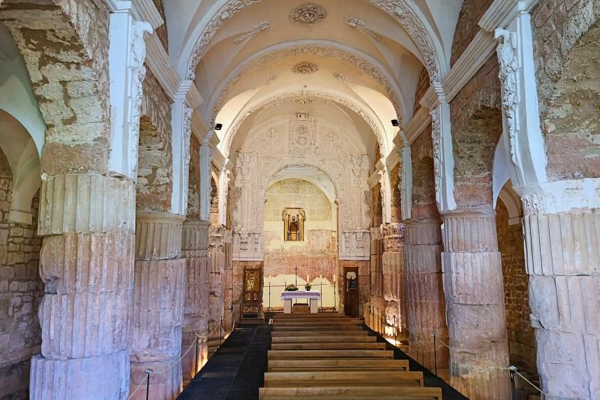 Basílica de la Virgen de Arcos