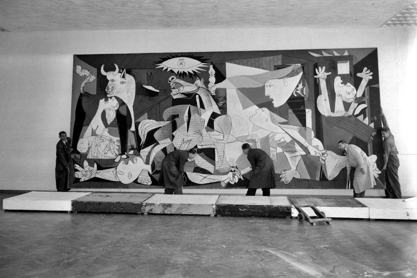 El Guernica de Pablo Picasso