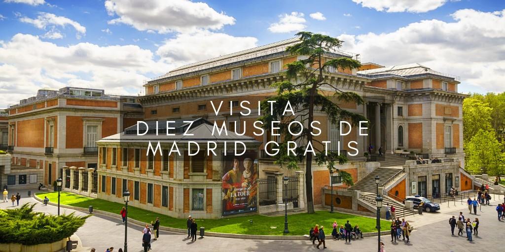 museos Madrid gratis