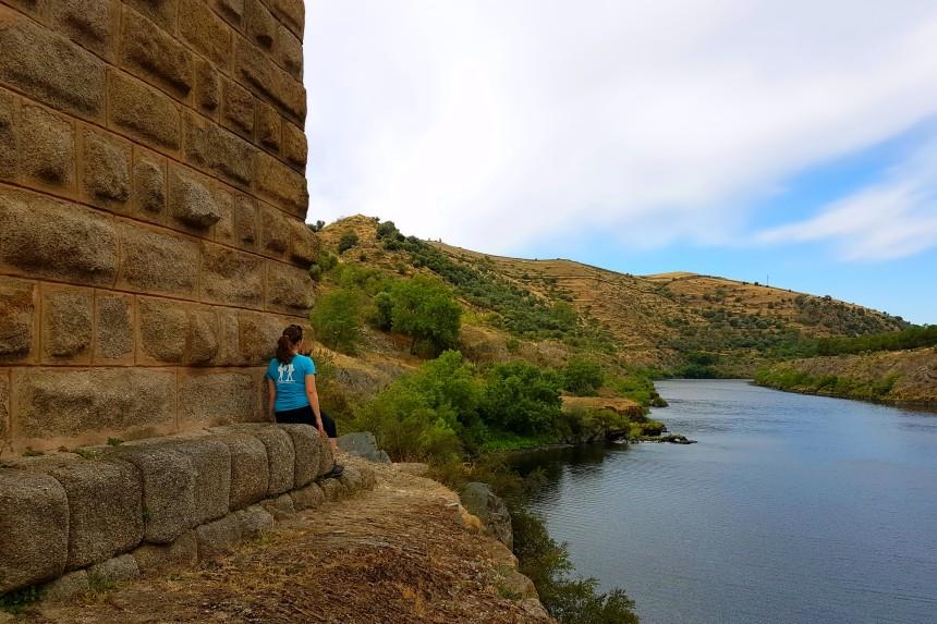 Puente de Alcántara sobre el río Tajo